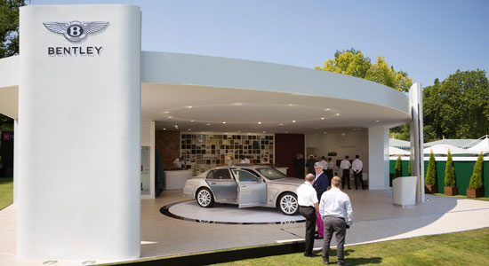 bentley-car-display